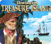 Free Destination: Treasure Island Mac Game