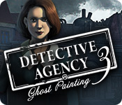 Free Detective Agency 3: Ghost Painting Mac Game