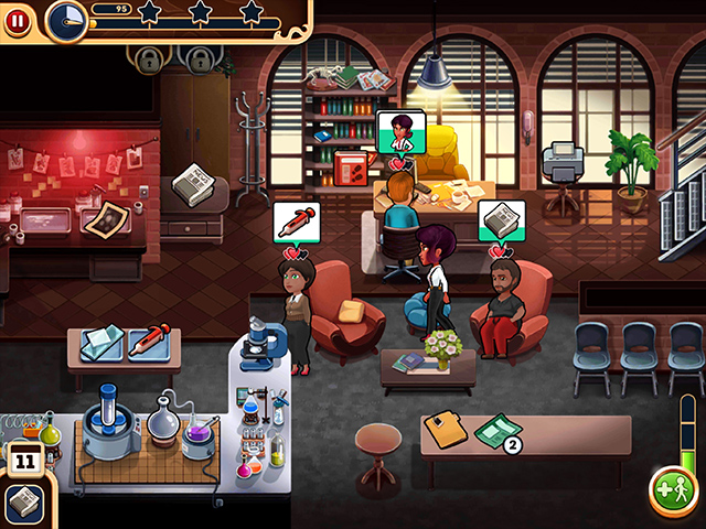 Detective Jackie: Mystic Case Collector's Edition Mac Game screenshot 1