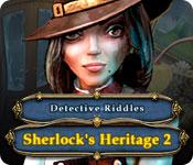 Free Detective Riddles: Sherlock's Heritage 2 Mac Game