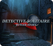 Free Detective Solitaire: Butler Story Mac Game