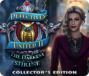 Free Detectives United 2: The Darkest Shrine Collector's Edition Mac Game