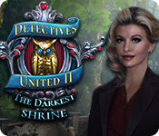 Free Detectives United 2: The Darkest Shrine Mac Game