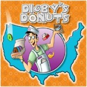 Free Digby's Donuts Mac Game