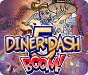 Free Diner Dash 5: BOOM Mac Game