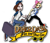 Free Diner Dash Flo on the Go Mac Game
