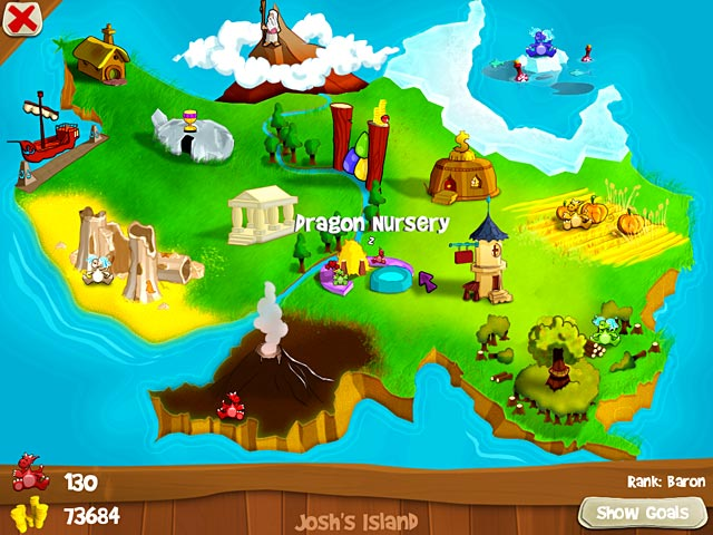 Dragon Hatchery Mac Game screenshot 3