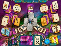 Dreamland Solitaire: Dark Prophecy Collector's Edition for Mac Game screenshot 1