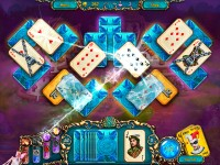 Dreamland Solitaire: Dark Prophecy Collector's Edition for Mac Download screenshot 2