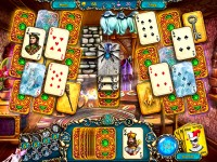 Dreamland Solitaire: Dragon's Fury for Mac Game screenshot 1