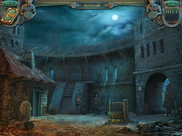 Echoes of the Past: The Citadels of Time Collector's Edition Mac Game screenshot 1