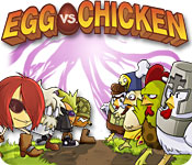 Free Egg vs. Chicken Mac Game