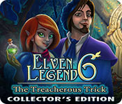 Free Elven Legend 6: The Treacherous Trick Collector's Edition Mac Game