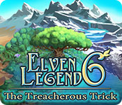 Free Elven Legend 6: The Treacherous Trick Mac Game