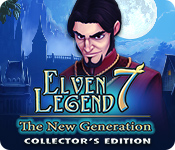 Free Elven Legend 7: The New Generation Collector's Edition Mac Game