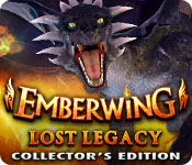 Free Emberwing: Lost Legacy Collector's Edition Mac Game