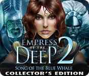 Free Empress of the Deep 2: Song of the Blue Whale Collector's Edition Mac Game