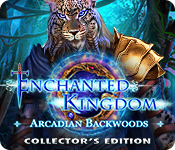 Free Enchanted Kingdom: Arcadian Backwoods Collector's Edition Mac Game