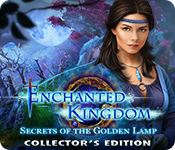 Free Enchanted Kingdom: The Secret of the Golden Lamp Collector's Edition Mac Game