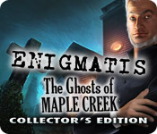Free Enigmatis: The Ghosts of Maple Creek Collector's Edition Mac Game