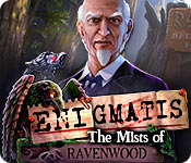 Free Enigmatis: The Mists of Ravenwood Mac Game