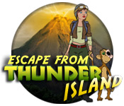 Free Escape from Thunder Island Mac Game