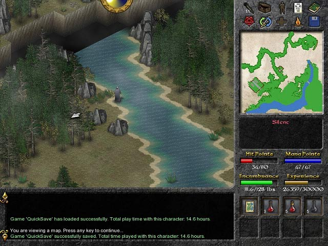 Eschalon: Book 1 Mac Game screenshot 2