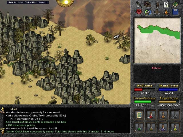 Eschalon: Book 1 Mac Game screenshot 3
