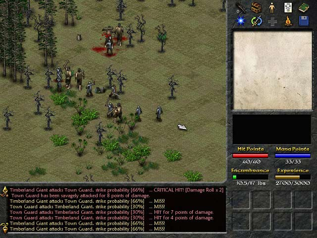 Eschalon: Book 1 Mac Game screenshot 4