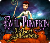 Free Evil Pumpkin: The Lost Halloween Mac Game
