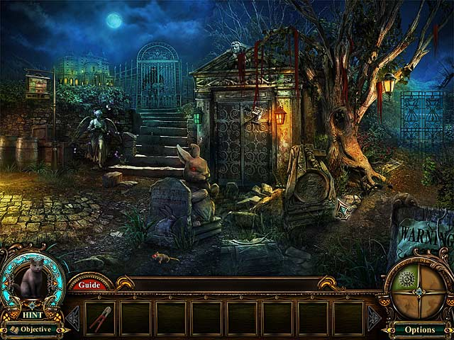 Fabled Legends: The Dark Piper Collector's Edition Mac Game screenshot 1