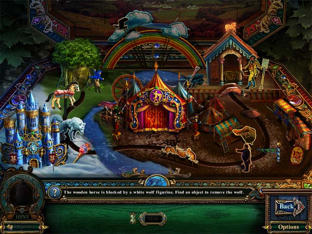 Fabled Legends: The Dark Piper Mac Game screenshot 3