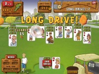 Fairway Solitaire for Mac Game screenshot 1