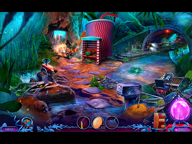 Fairy Godmother Stories: Little Red Riding Hood Mac Game screenshot 1