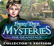 Free Fairy Tale Mysteries: The Beanstalk Collector's Edition Mac Game