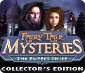 Free Fairy Tale Mysteries: The Puppet Thief Collector's Edition Mac Game