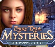 Free Fairy Tale Mysteries: The Puppet Thief Mac Game