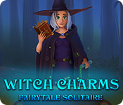 Free Fairytale Solitaire: Witch Charms Mac Game
