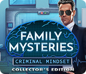 Free Family Mysteries: Criminal Mindset Collector's Edition Mac Game