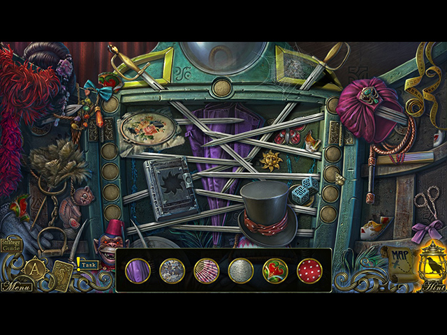 Family Mysteries: Criminal Mindset Mac Game screenshot 2