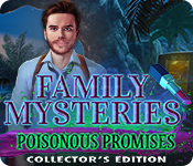 Free Family Mysteries: Poisonous Promises Collector's Edition Mac Game