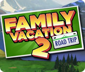Free Family Vacation 2: Road Trip Mac Game