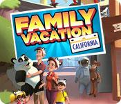 Free Family Vacation California Mac Game