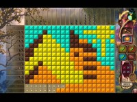 Free Fantasy Mosaics 14: Fourth Color Mac Game Free