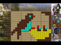 Free Fantasy Mosaics 15: Ancient Land Mac Game Download