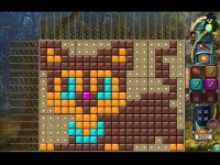 Free Fantasy Mosaics 16: Six colors in Wonderland Mac Game Download