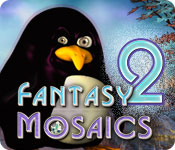 Free Fantasy Mosaics 2 Mac Game