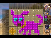 Download Fantasy Mosaics 20: Castle of Puzzles Mac Games Free