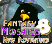 Free Fantasy Mosaics 8: New Adventure Mac Game
