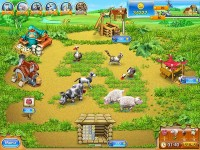 Free Farm Frenzy 3: Russian Village Mac Game Download